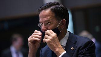 Mark Rutte (La Presse)