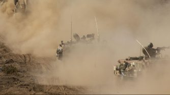 Israele e Libano sul piede di guerra (La Presse)