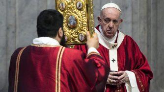 Vaticano, Santi Pietro e Paolo, la messa di Papa Francesco