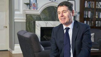 Paschal Donohoe nuovo presidente Eurogruppo