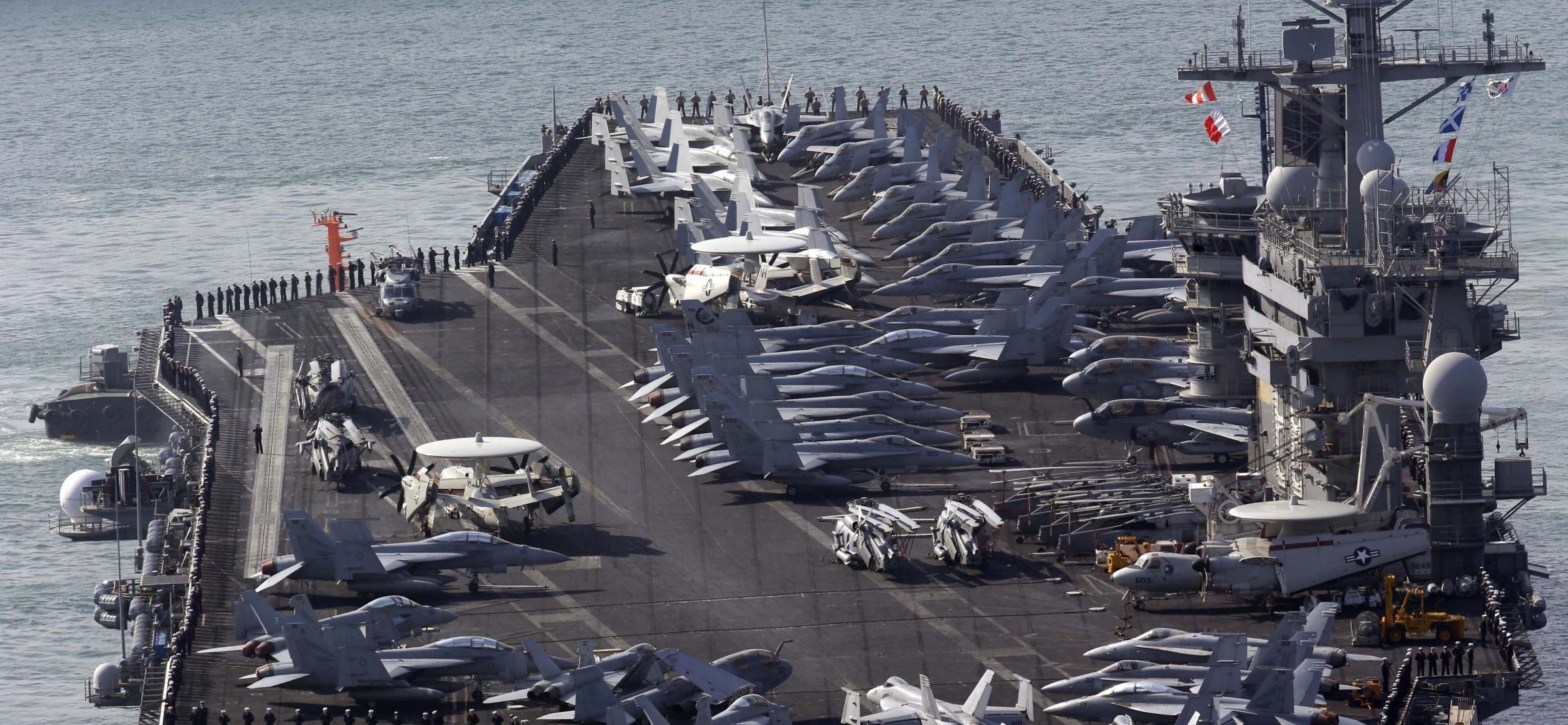 Giochi di guerra nel Mar Cinese Meridionale