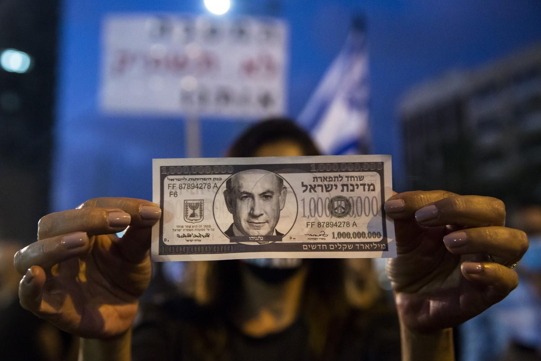 La classe media israeliana contro Netanyahu