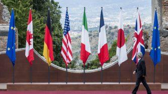 Incontro del G7 (La Presse)