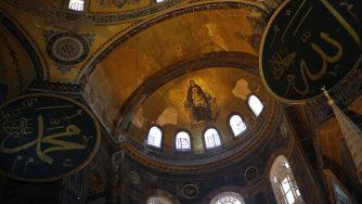 La cattedrale Santa Sofia