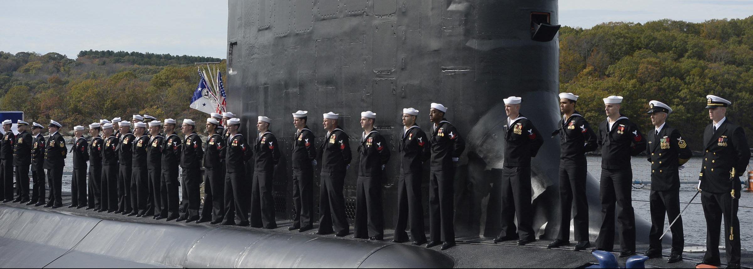 Gli Stati Uniti inviano un nuovo sottomarino nucleare nell'Artico