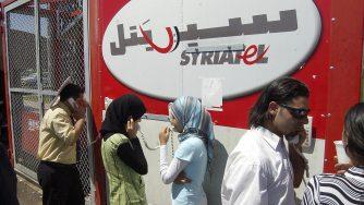 Siria, la guerra per la telefonia