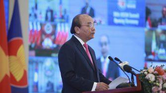 Vietnam, Nguyen Xuan Phuc