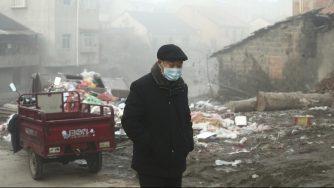 Villaggio in Cina (La Presse)