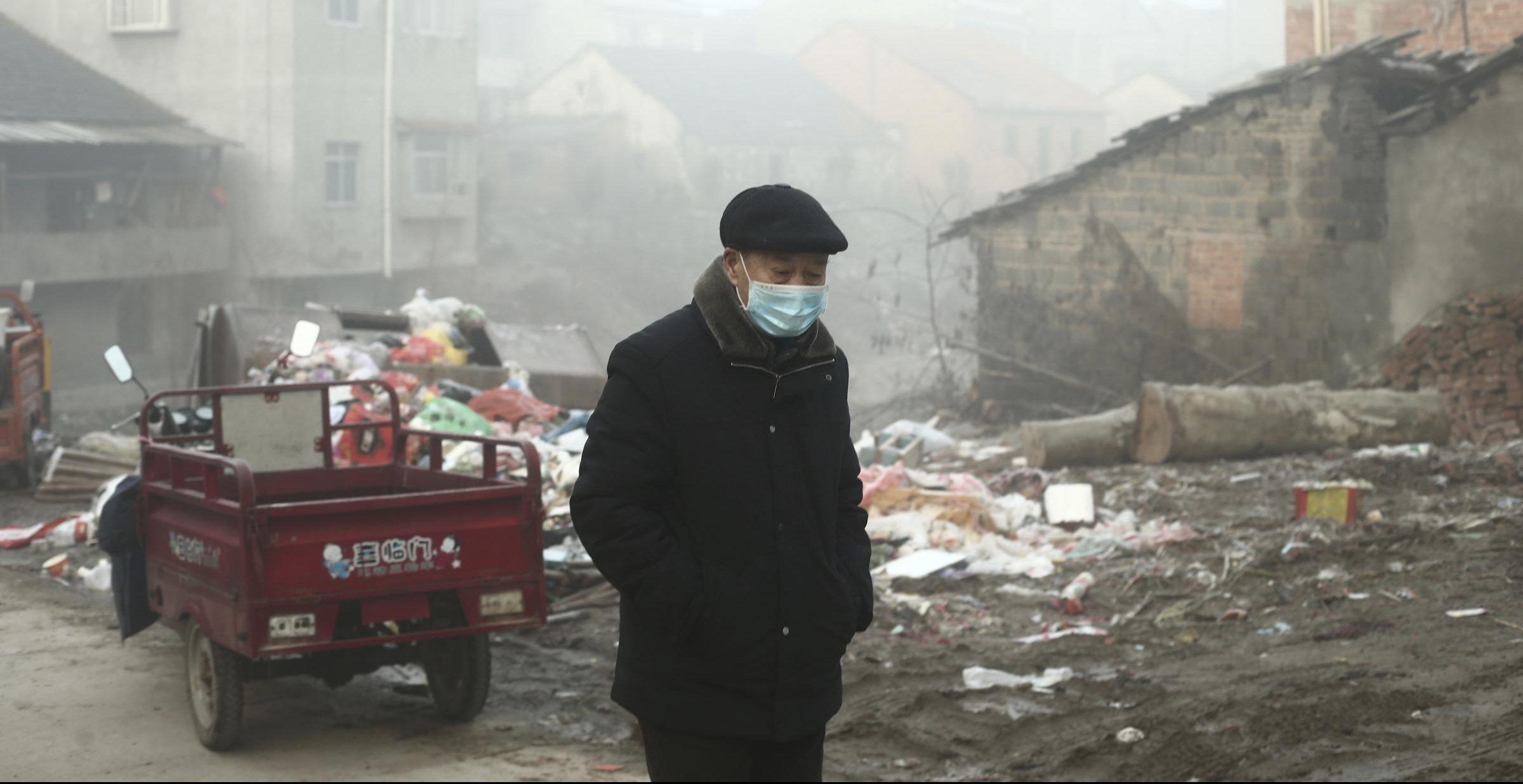 Cina, individuati i tre siti contaminati dalla peste