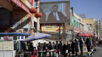 Xinjiang Cina (La Presse)