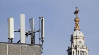 Britain Huawei 5G (La Presse)