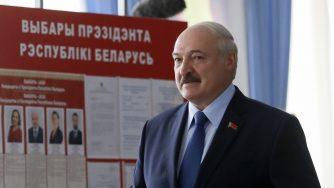 Elezioni in Bielorussia, Alexander Lukashenko
