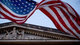 Bandiera degli Stati Uniti (La Presse)