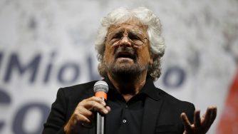 Beppe Grillo (La Presse)