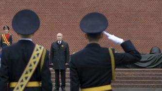 Putin parata della Vittoria in Russia