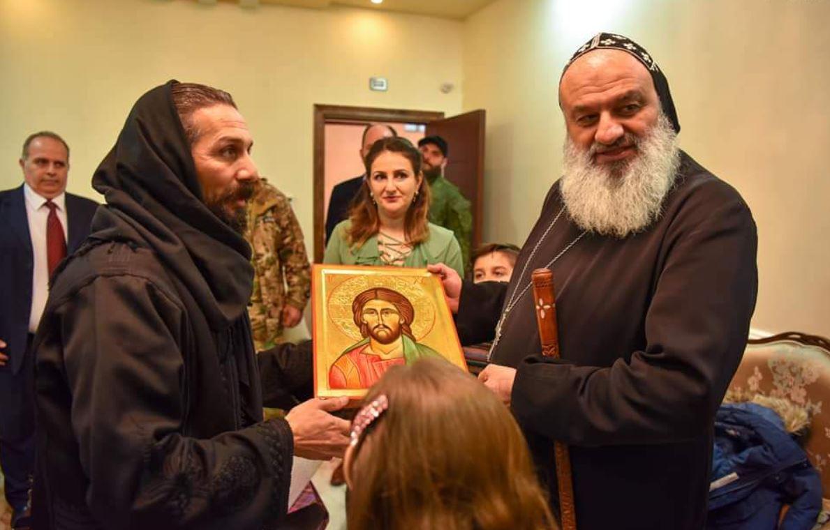 Una nuova Santa Sofia in Siria  La lezione a Erdogan