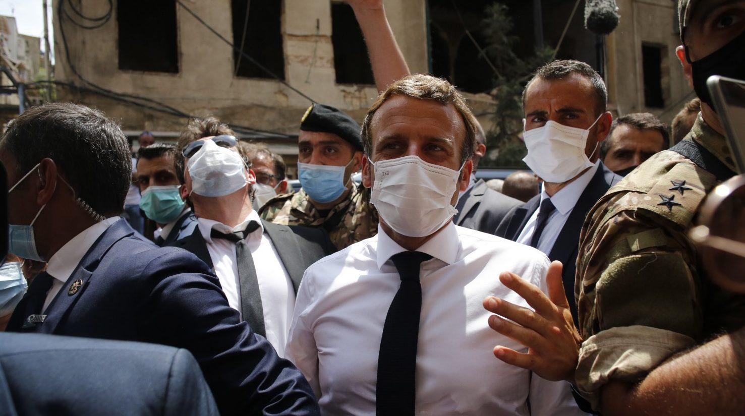 Ombre francesi sul Libano