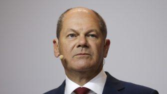 Germania, il vicecancelliere Scholz