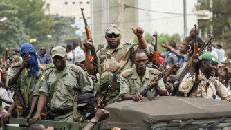Golpe in Mali (Getty)