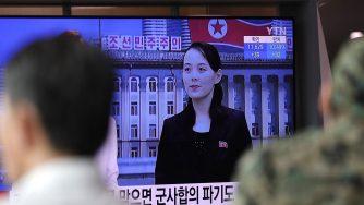 Corea del Nord, Kim Yo Jong (La Presse)