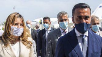 Immigrazione, Lamorgese e Di Maio in Tunisia (La Presse)