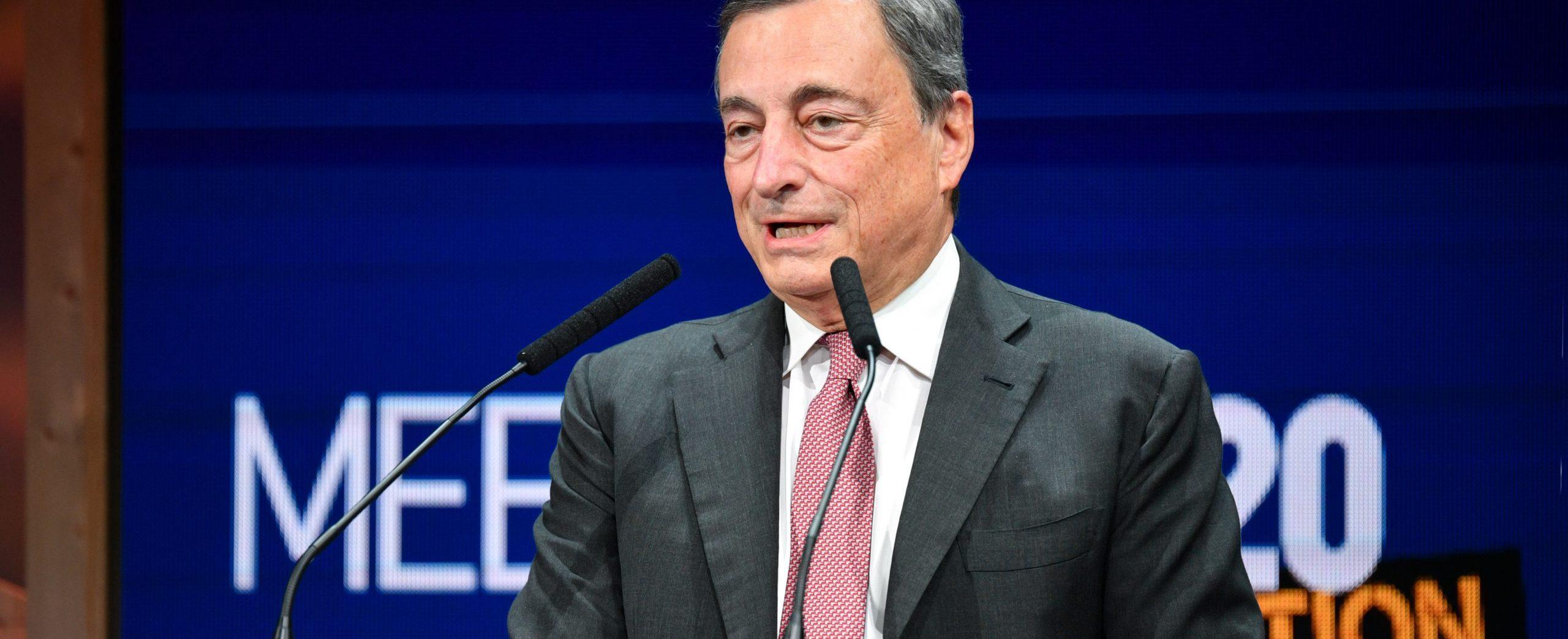 Le banche centrali deludono i mercati  Giù Milano e il resto d'Europa