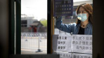 Cina, coronavirus Pechino regole (La Presse)