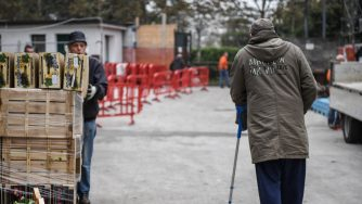 Pensionato italiano (La Presse)