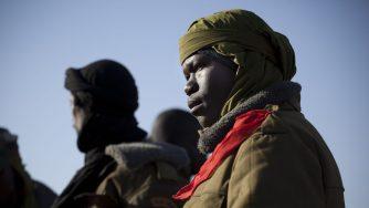 Soldato del Mali (la Presse)