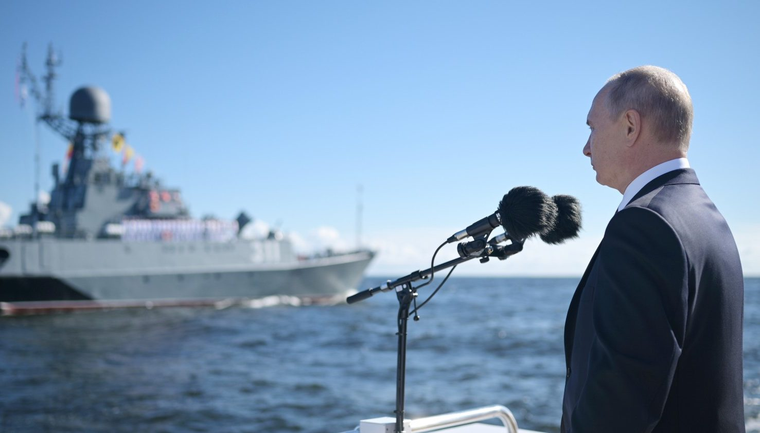Il piano segreto della Russia per conquistare l'Africa