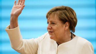 Angela Merkel riunione governo tedesco (Getty)