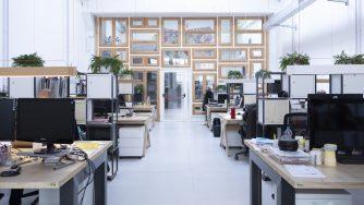 Lavoro azienda coworking (La Presse)