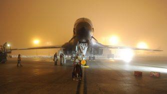 Bombardiere Usa B-1B Lancer (La Presse)