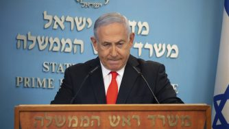 Benjamin Netanyahu (La Presse)