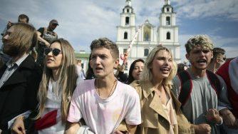 Bielorussia, continuano a Minsk le proteste