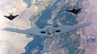 Bombardieri Usa (La Presse)