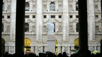 Borsa Milano Piazza Affari (La Presse)