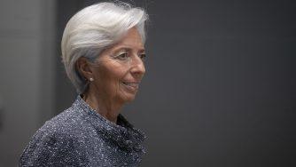 Christine Lagarde (LaPresse)