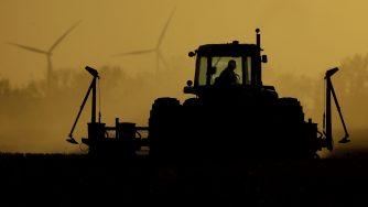 Coltivatore negli Stati Uniti (La Presse)