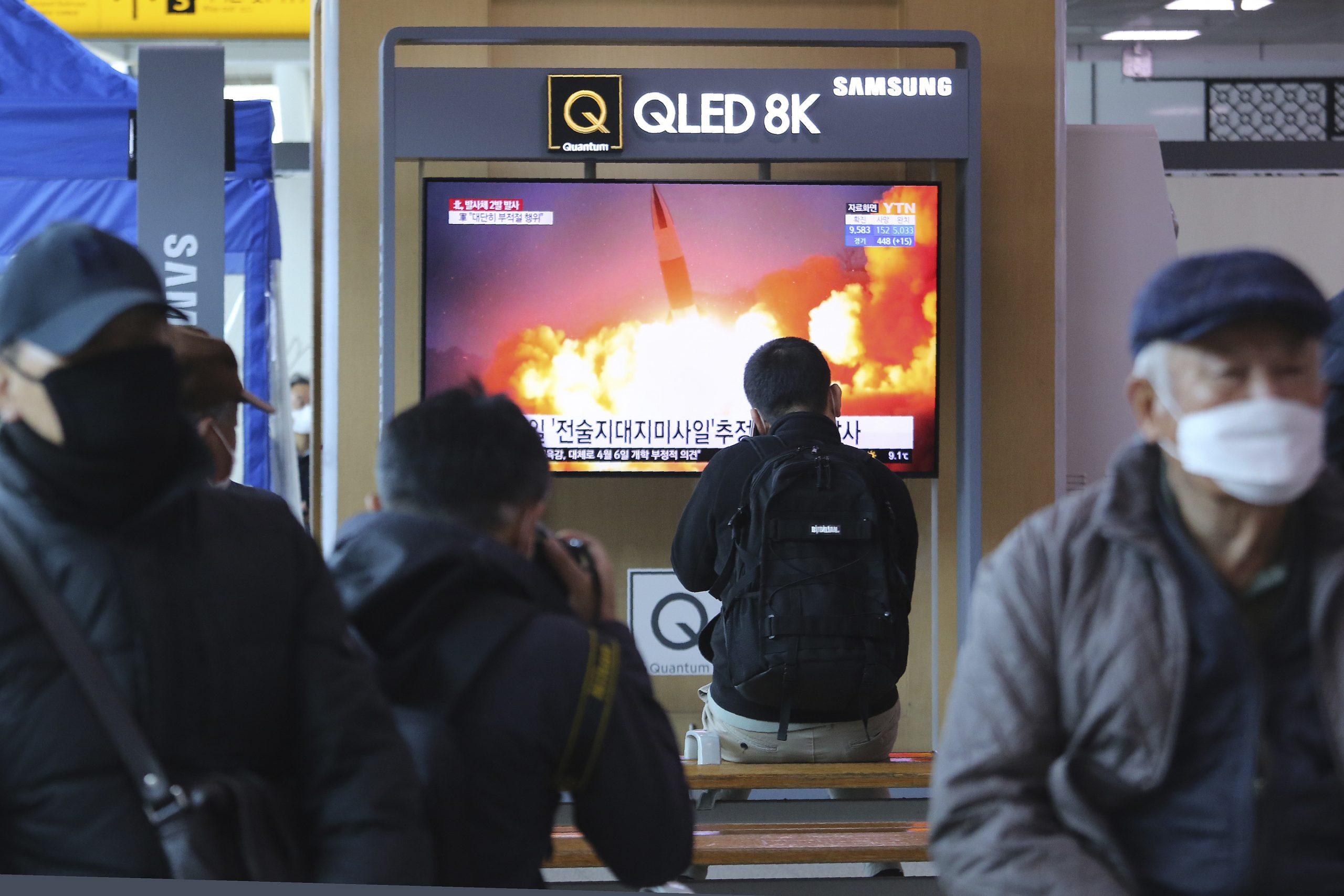 Trump era pronto ad annientare la Corea del Nord