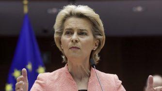 Ursula von der Leyen (La Presse)