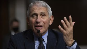 Anthony Fauci (La Presse)