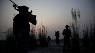 Esercito indiano (LaPresse)