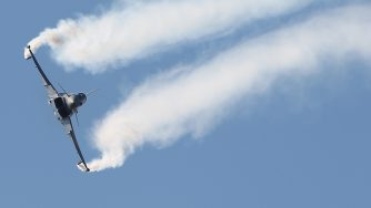 Eurofighter Typhoon La Presse)