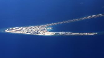 Mar Cinese Meridionale (La Presse)