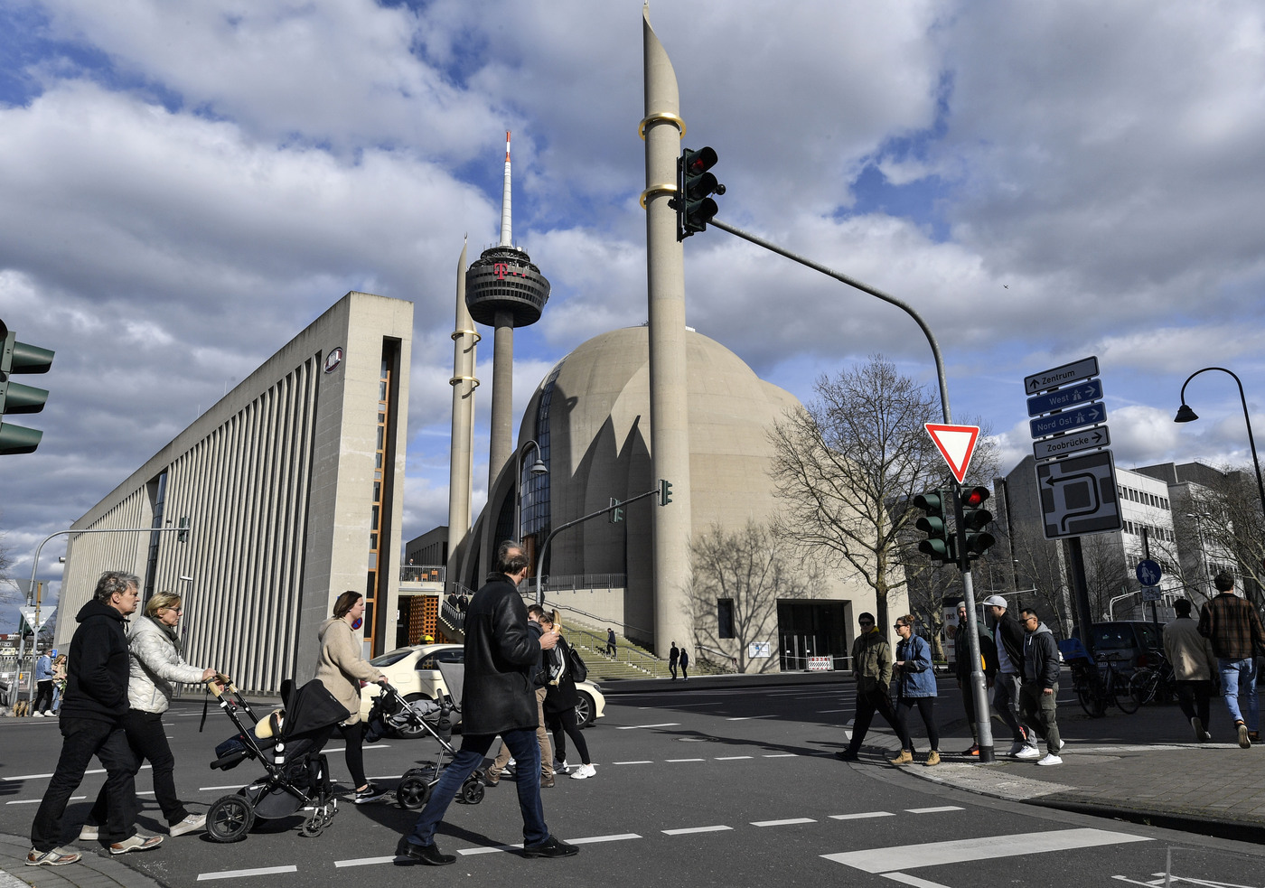 L'islam in Germania all'ombra dei muezzini e dei minareti