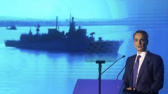 Grecia, Kyriakos Mitsotakis navea (La Presse)