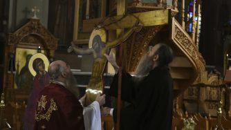 Monastero ortodosso in Grecia (La Presse)