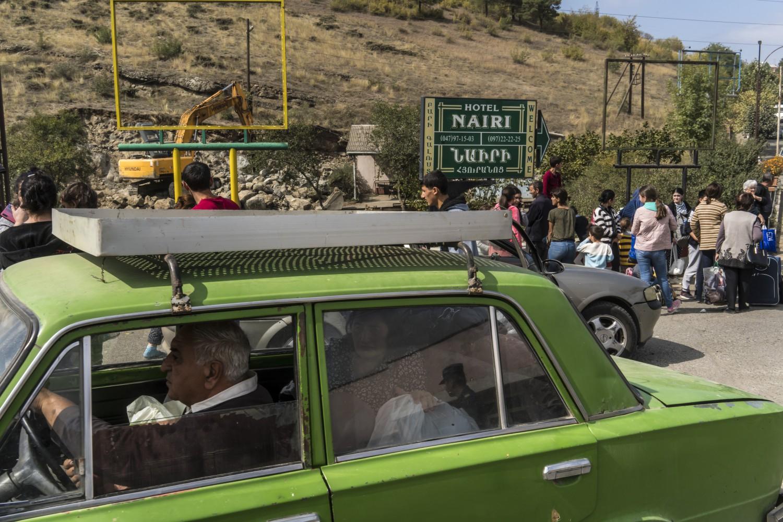 Nagorno Karabakh: storia di una terra contesa