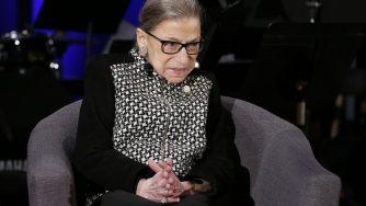 Ruth Bader Ginsburg (LaPresse)